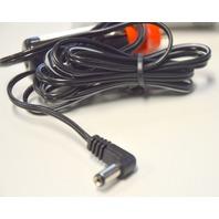 Pelican 8056 12V Plug -DC Adapter #8053-300-012 - 2 Pc Lot