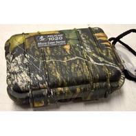 Pelican #1020-005-113 Micro Black Mossy Camo Case Dry Box