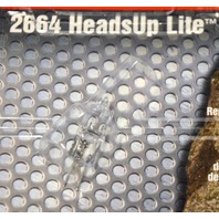 Pelican #2664 HeadsUp Lite Collimated Laser Sharp Hi-Intensity Beam Bulb