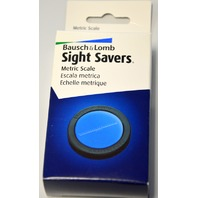 Bausch & Lomb Metric Scale for measuring Magnifier Sight Savers #813438