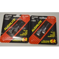2-2 pks Pelican Alignlite #1976, Replacement Tools. 2 sizes per pk, for Alignlite only