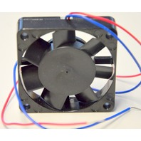 "ELINA Fan 2 3/8"" Square, 24V 50mA Model FDC60S-24L. New"