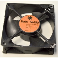 Torin TA450 Fan Model A31257-10, 24VDC, .23Amp