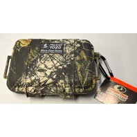 Pelican #1020-025-113 Micro Black Mossy Camo Case Dry Box with Carabiner