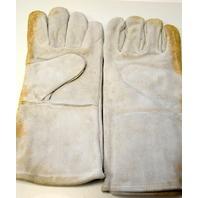 1 Pair of Memphis Reg. Grade Shoulder Welder Gloves #4152-New Old Stock