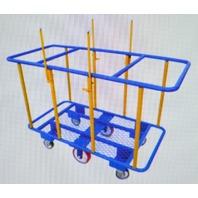 Steel Load Horizontal Panel Cart 2000# Load - NIB