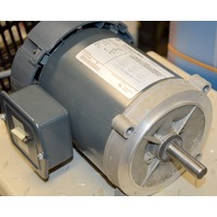 GE PH3 Commercial AC Motor Model:5K33JNA943B 1/3HP,60 Hz, 208-230/460