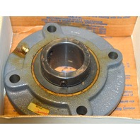 "New Old Stock #VFCS-328 Browing 4-Bolt Spherical Flange Bearing 1 3/4"" Bore"
