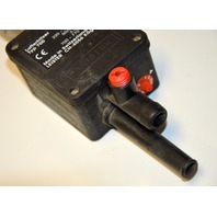 Leister CH-6056 Hot Air Blower Kagiswil Lufterhitzer Typ 700 220-230V - No cord