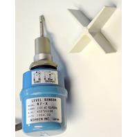 Nohken R7-X Rotating-Puddle Level Sensor-110VAC, 50/60Hz