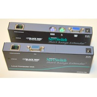 Black Box ACU075A-PS2-ServSwitch Short Range Extender Local and Remote Unit