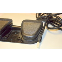 Motorola Linemaster Clipper Twin Dual Foot Switch SP-522-327