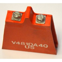Little Fuse - Varistor V481DA40 Metal Oxide Varistor - New Old Stock - No box
