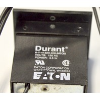 Eaton Durant 6-Y-41323-406-MEQU Resetable Counter - 6 Digits.  No Box