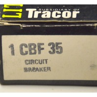 Little Fuse Circuit Breakers 12V - CBF  2 pc of 35A and 2 pc of 2A.  New old stock.