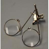 Bausch & Lomb # 814179 3X & 5X Eyeglass Loupe