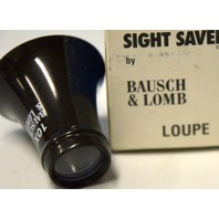 Bausch & Lomb #814113 10X Hast Watchmaker's Loupe
