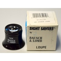 Bausch & Lomb #814170  10X Watchmaker's Loupe