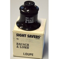 Bausch & Lomb #814108 -  8X -18X Watchmaker's Loupe