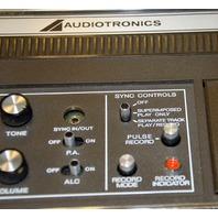 Vintage Audiotronics Classette 152S - 2 pieces- 1 powers on and 1 for parts.