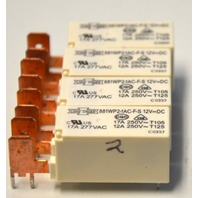 Song Chuen  881WP2-1AS 12V DC relay - 4 pcs.