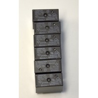 Omron General Purpose Relay #G5Q-1A4 12VDC - 6 pcs.