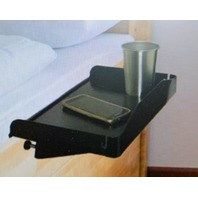 Modern Innovations Bedside Tray with Cup Holder & Cable Holder Insert
