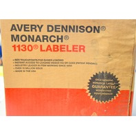 Avery Dennison Monarch 1130 Labeler  - New Old Stock with extra ink.