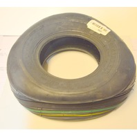 Trac-Card C/R-Rim-3-50-tire 13x5.00 - 4 ply rating, tubeless nylon - New old stock.