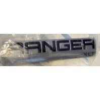 2006-2011 Ford Ranger RH or LH XLT NAMEPLATE Emblem OEM 6L5Z-16720-A