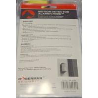 Doberman Security Motion Detector Alarm/Chime #SE-0104