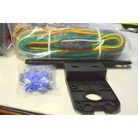 Trailer LED Light KIT 12V Submersible Sq Wiring, Stop Turn Tail Side Marker Optronics