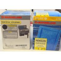 Penguin - Marineland, 6 PK Rite Size B, Bio Wheel Power Cartridge Filter - 2 Boxes