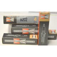 Champion 9202 Iridium Spark Plug - pack of 4.