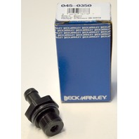 Beck/Arnley PCV Valve #045-0350 Positive Crank Case Ventilation Vent.
