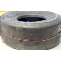 New 11X4.00-5NHS Straight smooth Tire Only by Carlisle