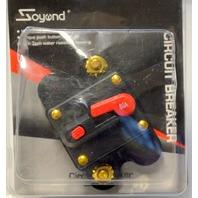 Soyond 12V-24V DC Circuit Breaker Trolling Motor - X001MKE8Z