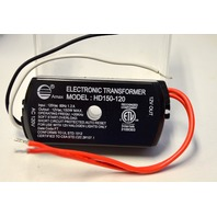 Amax Electronic Transformer Model #HD150-120 AC, 120V in 12V out.
