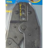 Ideal Crimpmaster Ratchet Crimp Tool #30-503 - New.