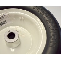 "Marathon 11 x 4.00-5""LP NHS Smooth Tread - Flat Free Lawn Mover Tire 1818913"