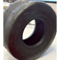 Carlisle 9 x 3.50-4 Smooth Slick Tire - Lawn and Garden Tire
