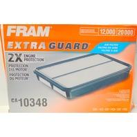 Fram Extra Guard Air Filter #ca10348 - 2X Engtine Protection
