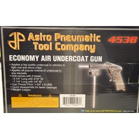 AstroPneumatic 4538 economy air undercoat gun #4538