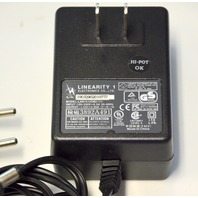 Linearity 1 Model # LAD1512DB2(11) Input:100-240V~0.5A, Output 12V 2.00A