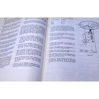 Heathkit Vintage Assembly Manuals (5) for Television Set Model FR-22