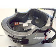 Razor V-17 Child Multi-Sport Helmet - Black Gloss - New - no box