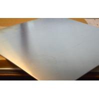 "RMP 5052 H32 Aluminum 12"" x 12"" x0.080"" thickness Sheet."
