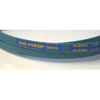 "-D&D Power Drive - Drive Belt 4LK960 1/2"" x 96"" (AK94) 201"
