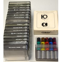 Cokin Filter (Set 2) 14 Filters, #251Creative Filter and 5 Pc Coloured Vrnish A080