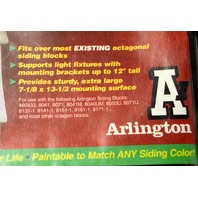 Arlington 8100MLP-1 Siding Block Mega Cover